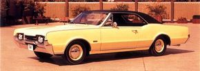 Only minor styling changes marked the 1967s.