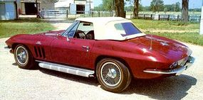 It is easy to see why the Corvette Sting Ray set sales records.