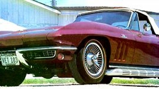 1966 Corvette Sting Ray 427