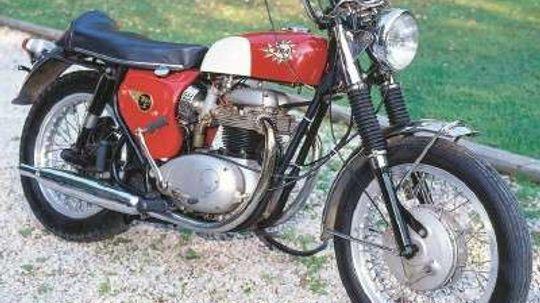 1966 BSA A65 Spitfire