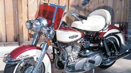 1966 Harley-Davidson FLH Electra-Glide