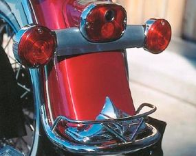 Harley has always done robust business in the sales of factory-approved chrome trim dress-up items.