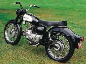Harley-Davidson and Aermacchi of Italy came together to produce the Sprint. See more motorcycle pictures.