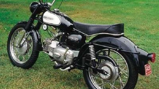 1966 Harley-Davidson Sprint