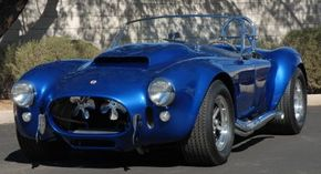 Image Gallery: Exotic Cars The rarity of the 1966 Shelby Cobra 427 Super Snake -- this is the only original in existence -- helped drive its auction price up to $5.5 million. See more pictures of exotic cars.