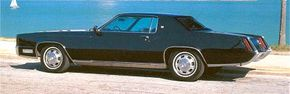 Eldorado debuted in 1967, and while based on the Oldsmobile Tornado introduced a year earlier, the Eldo had distinct styling. See more classic car pictures.