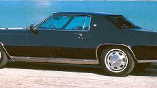Introduction to 1967-1969 Cadillac Eldorado