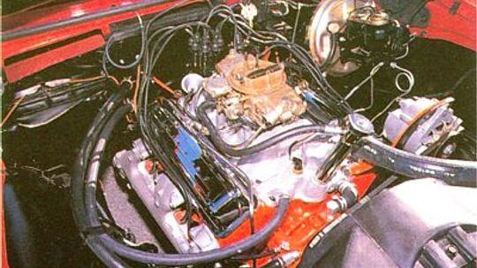 1967, 1968, 1969 Chevrolet Camaro  Z-28