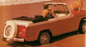 Among the four 1967 models, the Jeepster Convertible was both the sportiest and most expensive. See more classic car pictures.