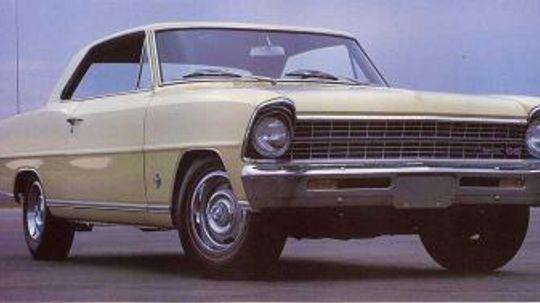 1967 Chevrolet Chevy II Nova SS