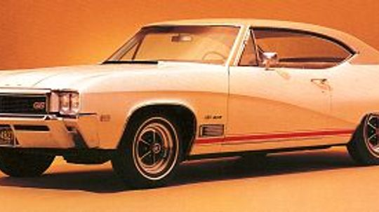 1968-1969 Buick Skylark & Gran Sport