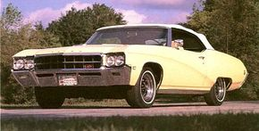 Decor was toned down on the 1969 GS, but other than that styling was little changed.