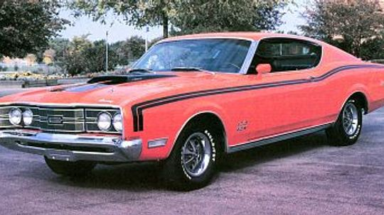 1968-1969 Mercury Cyclone GT