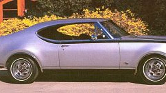 1968-1969 Oldsmobile Hurst/Olds