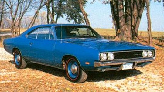 1968-1969 Dodge Charger