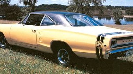 1968-1969 Dodge Coronet R/T and Super Bee