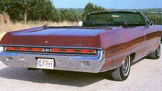 1969 Chrysler Three Hundred