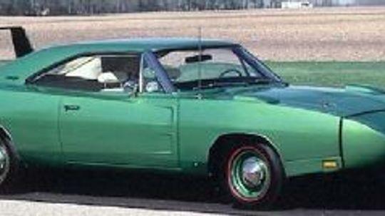1969 Dodge Charger 500  Daytona