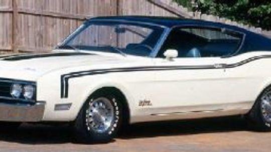 1969 Mercury Cyclone Spoiler II