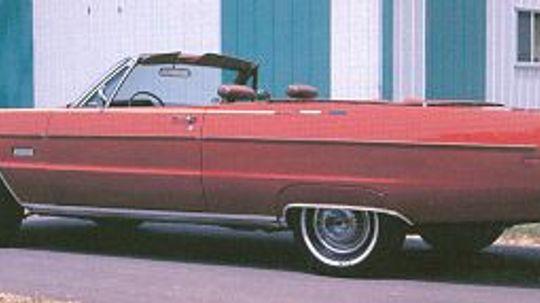 1969 Plymouth Sport Fury & VIP