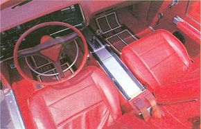 The 1969 Plymouth Sport Fury tried to appeal to those interested in a full-size sports machine by featuring standard bucket seats and V-8 power