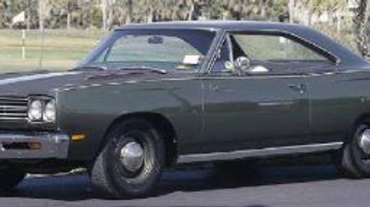 1969 Plymouth Road Runner Hemi