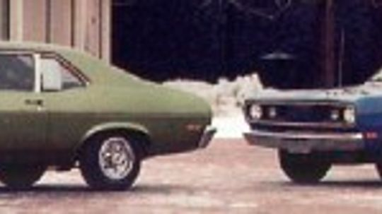 1970-1976 Plymouth Duster