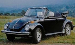 By 1979 the only Volkswagen Beetle sold in the U.S. was the convertible. Based on the Super Beetle, it was richly appointed and aimed more at fashion than frugality.