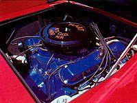 The NART Zagato drivetrain was a mix of GM parts.