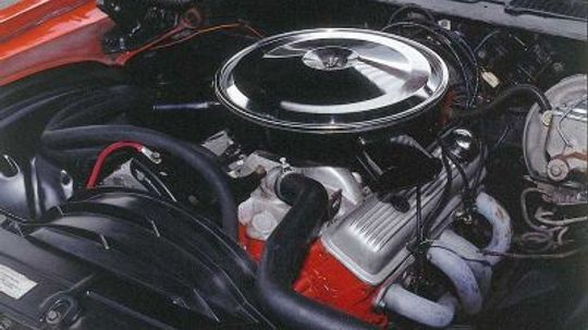 Classic Chevy Engines