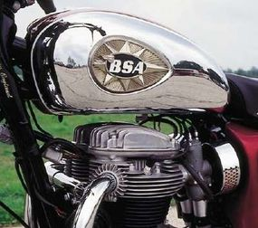 The BSA brand would last just three more years.