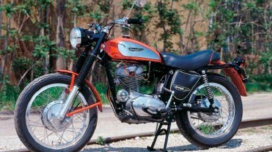 1970 Ducati 350 Scrambler