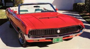 The Torino GT was flashy and fast and could reach 60 mph in 8 seconds. See more classic car pictures.