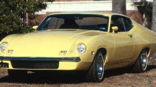 1970 Ford King Cobra