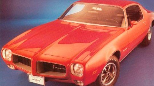 1970 1/2 Pontiac Firebird