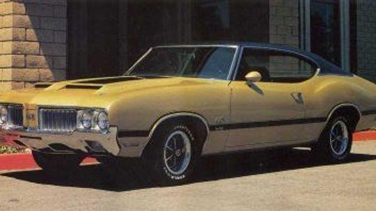 1970 Oldsmobile 4-4-2 W-30
