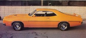 The 1970 Mercury Cyclone Spoiler was a long-awaited success for the carmaker. See more muscle car pictures.