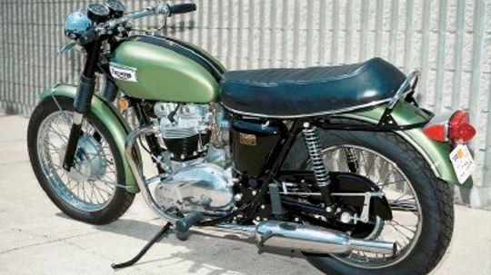 1970 Triumph Tiger 650