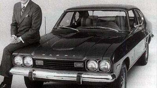 1971-1978 Ford Capri/Capri II