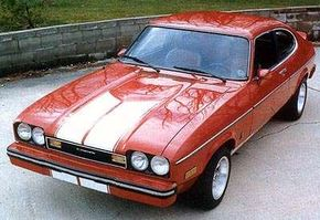 Despite their 1975 arrival, the first Capri IIs were sold as 1976 models.