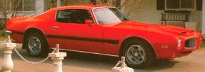 The 1971 Pontiac Firebird Formula marked the debut of Pontiac's famous honeycomb wheels. See more Pontiac Firebird pictures.