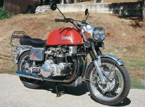 Over the two decades of its existence, Munch built only about 250 motorcycles.