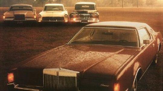 1972-1976 Lincoln Continental Mark IV