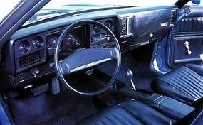 Dealers offered either automatic or four-speed manual transmission for the Chevelle SS.