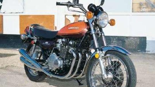 1973 Kawasaki Z-1
