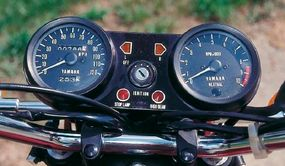 Redline was a healthy 8500 rpm.