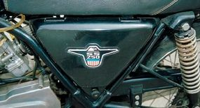 On/off-road Harleys carried the SX prefix, and were