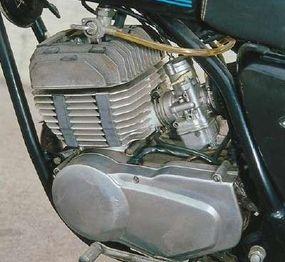 The Yamaha-based engine provided decent performance,