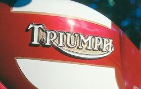 The Triumph name has never really lost its appeal.