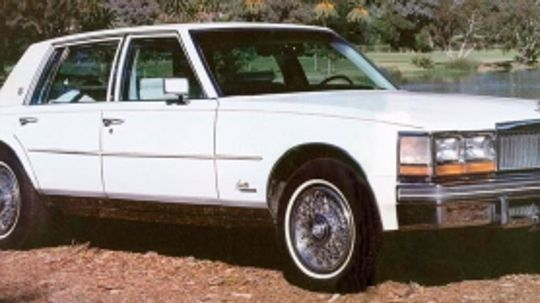 1976-1979 Cadillac Seville